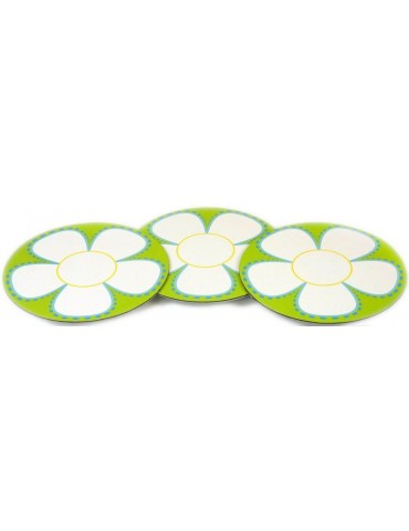 Set of 3 magnetic boards game Flowers of Sounds 1 vowels.